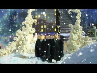 """Рождественский """"Щедрик"""". Украинский мультфильм. 2010 р."""